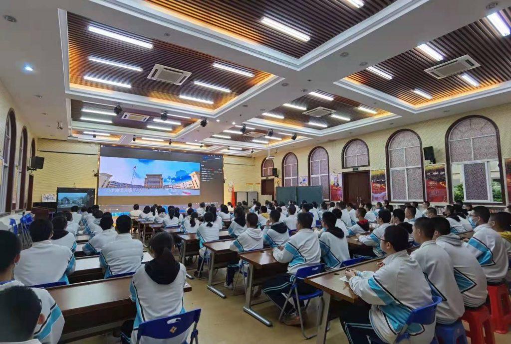 规划&设计 我的人生我做主 | 福州屏东中学举办选科指导讲座,轻松搞定选科!插图3